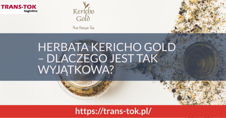 Herbata Kericho Gold